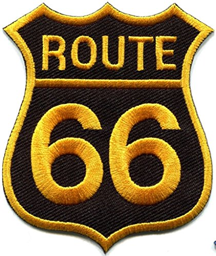 Route 66 Patches - 8