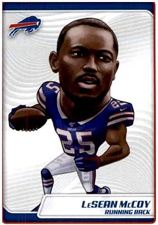 Amazon.com: 2019 Panini NFL Stickers #33 LeSean McCoy Buffalo ...