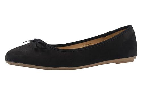 Fitters Footwear - Zapatos de Cordones de Material Sintético para Mujer Azul Azul, Color Azul, Talla 42