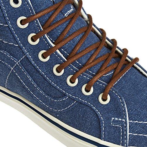 Vans Sk8 Hi Lite Vintage True Blue Blue