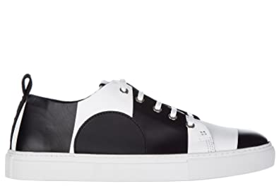 McQ Leather Trainers Cheap Low Shipping Fee 1o4Nj6Jf36