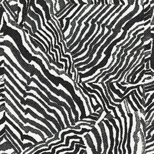 Agate Ink Geometric Black and Gray 108