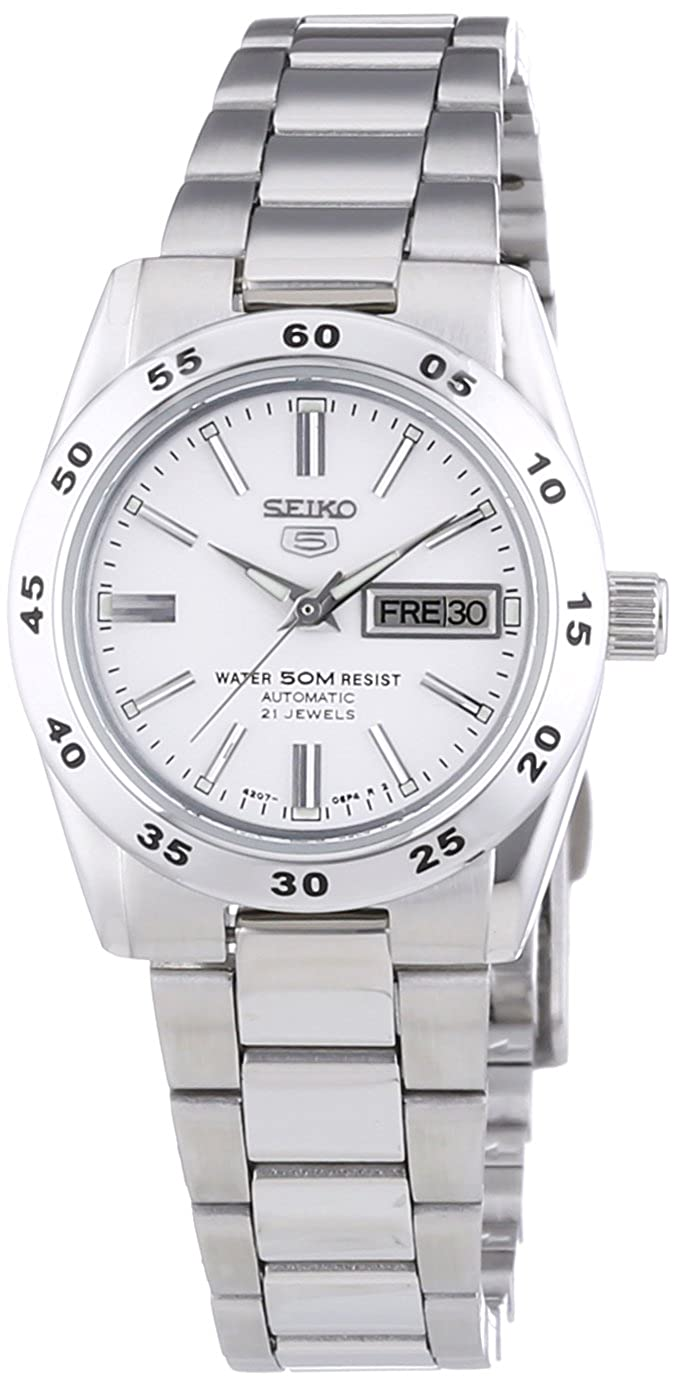 Amazon.com: SEIKO - Womens Watches - SEIKO 5 - Ref. SYMG35K1: Seiko: Watches