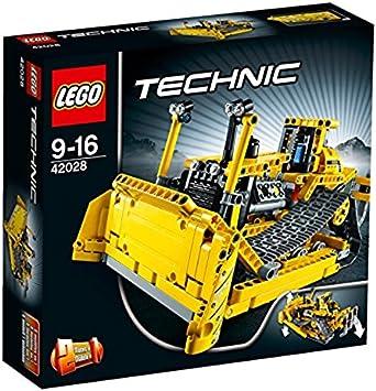 LEGO Technic - Bulldozer, Juegos de construcción (42028)