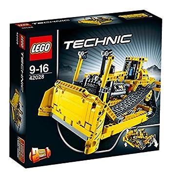 Lego 42023 Technic-CHANTIERS-Set