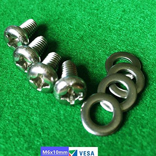 sesco-m6-10mm-tv-wall-mount-bracket-screws-bolts-for-30-40-samsung-lg-sony-sharp-vizio-flat-screen-t