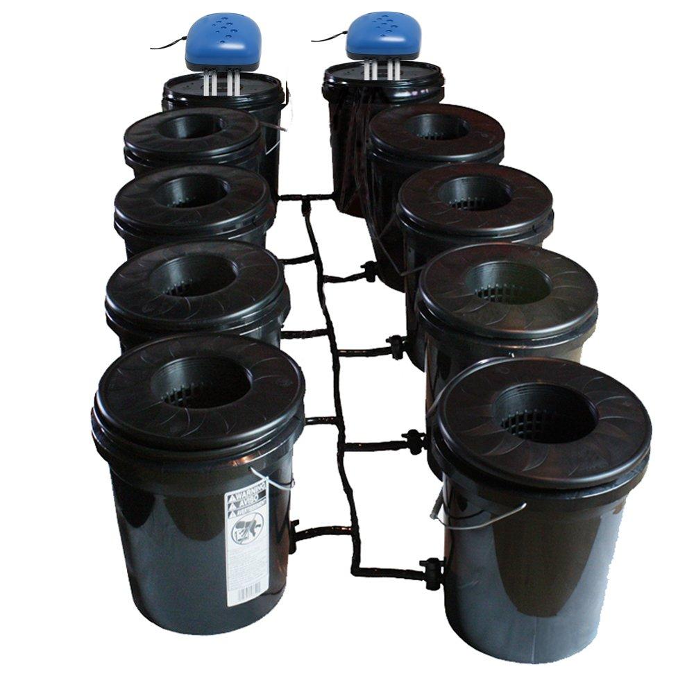 Amazon.com: Viagrow - Sistema de cultivo de agua profunda ...