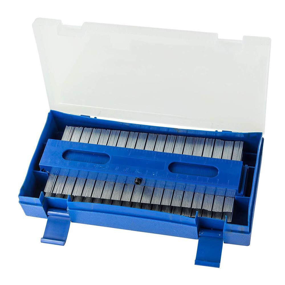 Medidor de contornos para carpinter/ía,Roeam perfil gauge Copia duplicadora de medidores Herramienta de marcado de madera Azulejos laminados