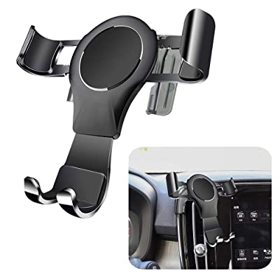 LUNQIN Car Phone Holder for Volvo XC40 SUV 2020-2020 Auto Accessories Navigation Bracket Interior Decoration Mobile Cell Phone Mount