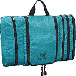 TripAdvisor Slim Toiletry Kit (Aquamarine)