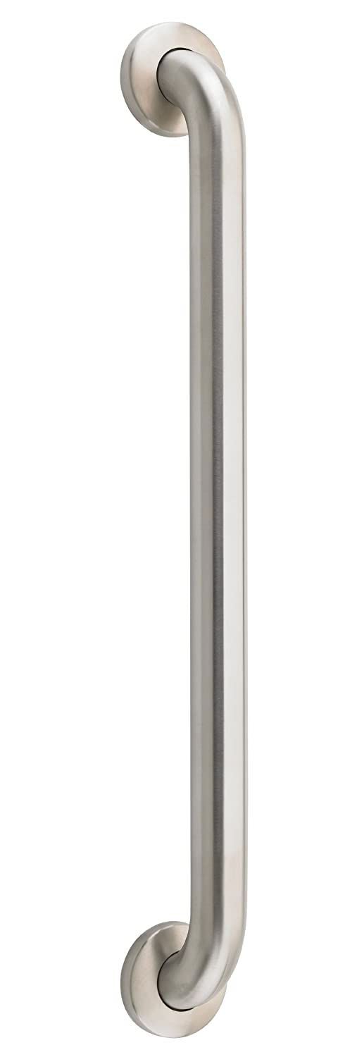 Amazon.com: Drive Medical No Drill Grab Bar, Brushed Stainless ...