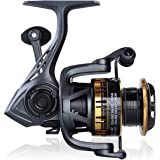 Tempo Sphera Spinning Reel, High-tech Innovative Fishing Reel,9+1 BB, Lightweight, Durable & Sturdy, Incredibly Smooth…