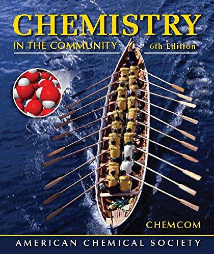 Download eBook Chemistry in the Community (ChemCom) Pdf