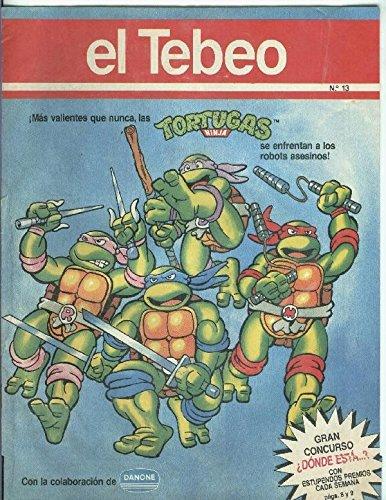 El Tebeo edicion 1991 numero 013: Varios: Amazon.com: Books