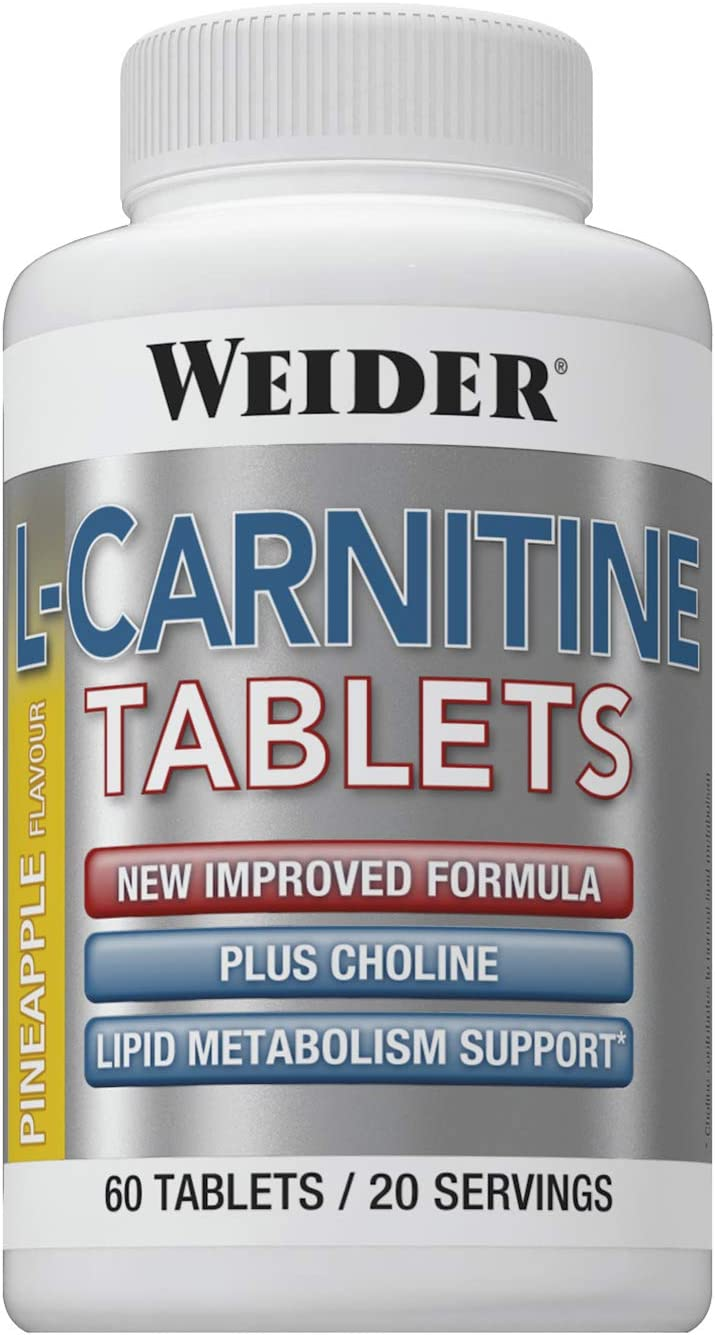 BODY SHAPER l-carnitine envase 60 capsulas