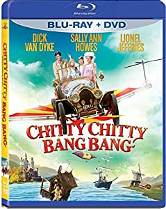 Chitty Chitty Bang Bang Musical Blu Ray + DVD Combo
