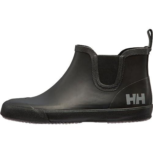 Helly Hansen Sander, Botas de Agua para Hombre, Negro (Black/Black/Silver Gr 990), 44 EU