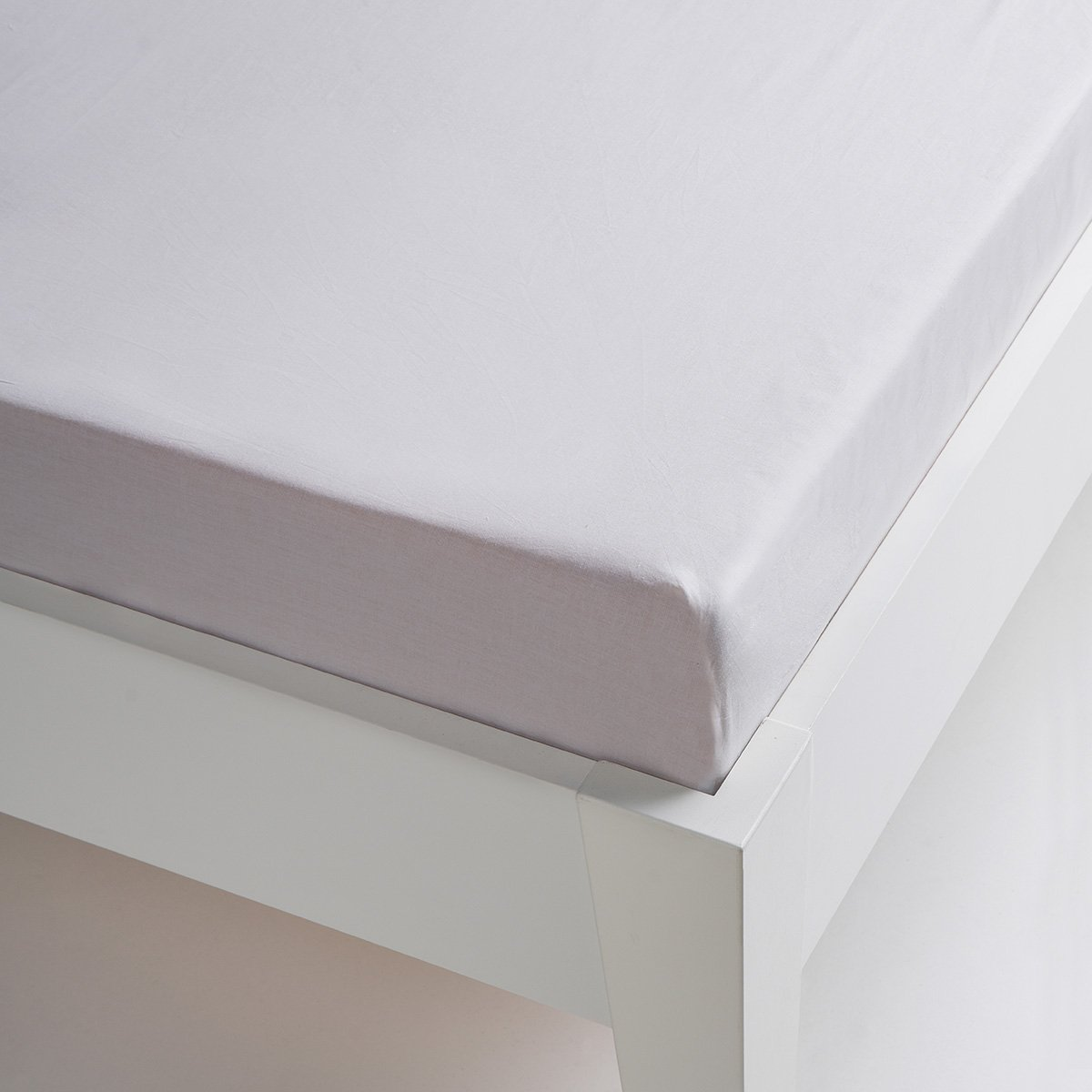 Aire Textil Sábanas HOSTELERIA - Bajera Ajustable Calidad 200 Hilos. Percal 100% algodón. Cama 135 cm: Amazon.es: Hogar
