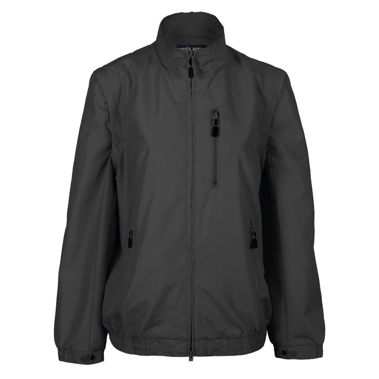 Tres Bien Golf Women's 2 in 1 Convertible Jacket/Vest (Small, Black) by Tres Bien Golf