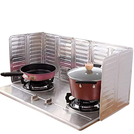 fayear casa cocina placa plegable estufa de aceite Prevenir ...