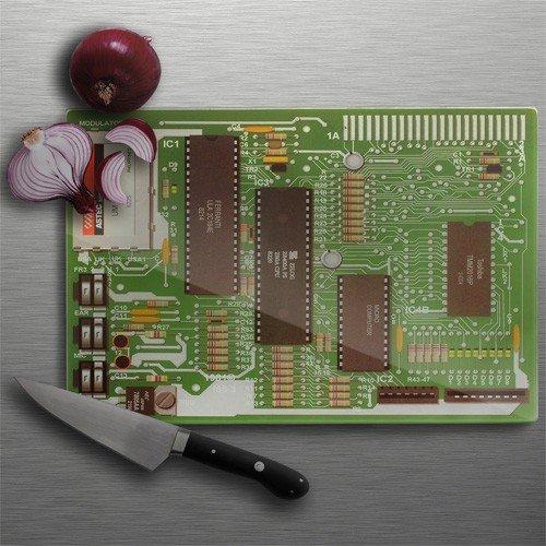 Motherboard Chopping Board