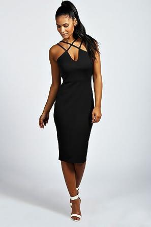 Zara femme robe moulante
