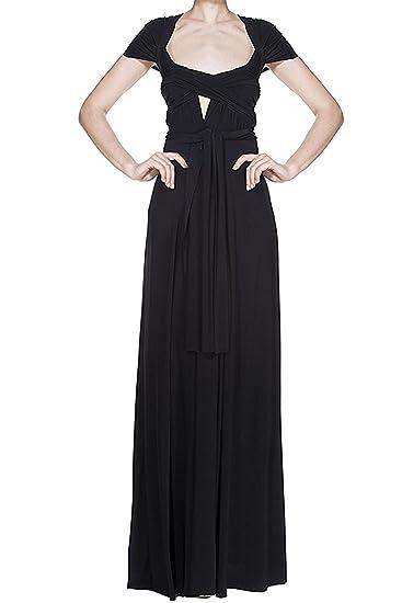 9e5010d736 Women Transformer Evening Long Prom Dress Multi-Way Wrap Convertible Floor  Length Wedding Halter Maxi Gown High Elasticity