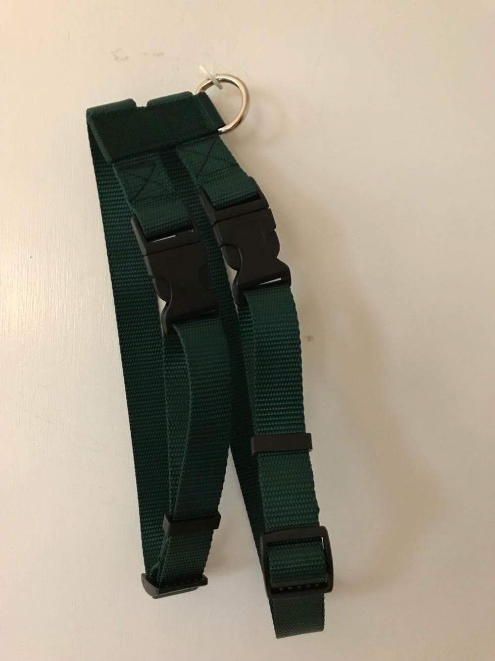 PIG HOG Harness 2 Curved Buckles Lighter Weight Home Made