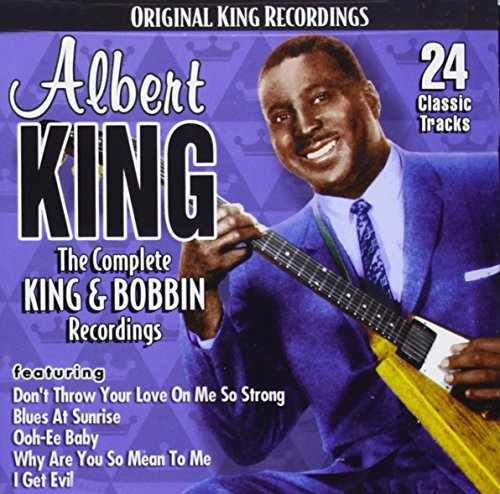 CD : Albert King - The Complete King and Bobbin Recordings (CD)