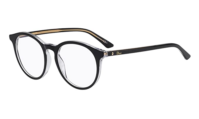 27b70fd7288 Christian Dior Montaigne 15 G99 Round women s eyeglasses  Amazon.co ...