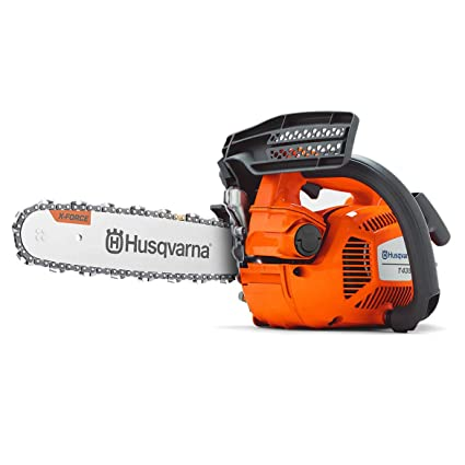 Amazon Com Husqvarna T435 12 Inch 35 2 Cc X Torq Gas Powered Chain
