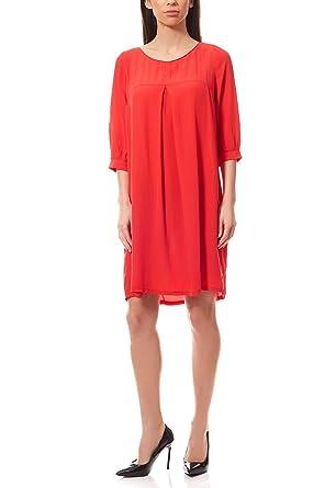 Kleid rot heine