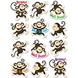 Creative Teaching Press Monkeys Stickers (4121)