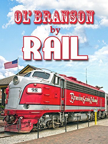 Ol' Branson By Rail - Kids Branson