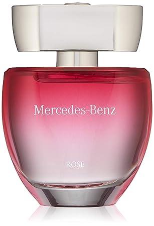 Mercedes Benz Rose For Women Eau de Toilette Rose Nat. Spray