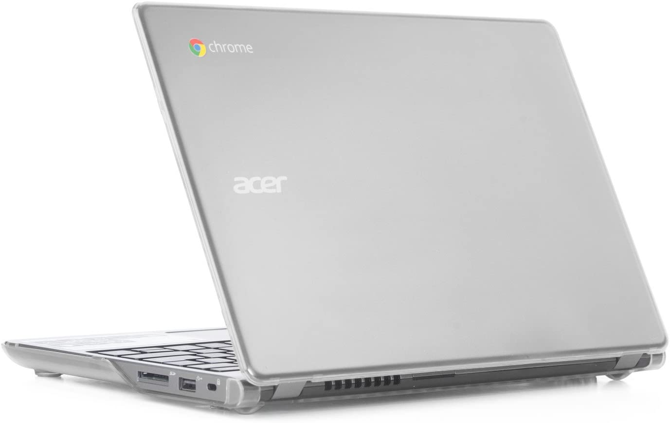 "Clear iPearl mCover Hard Shell Case for 11.6"" Acer C720 C720P C740 Series ChromeBook Laptop (NOT Compatible with Newer 11.6"" Acer Chromebook 11 C730 / CB3-111 / CB3-131 Series Laptop)"