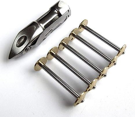 5 bobinas y 1 caja de bobina para Singer 27,28,127,128: Amazon.es ...
