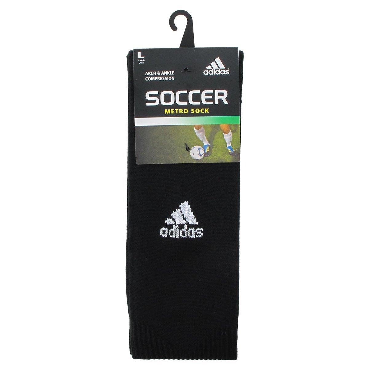 Amazon.com  adidas Metro IV OTC Soccer Socks  Sports   Outdoors 383fa611d2
