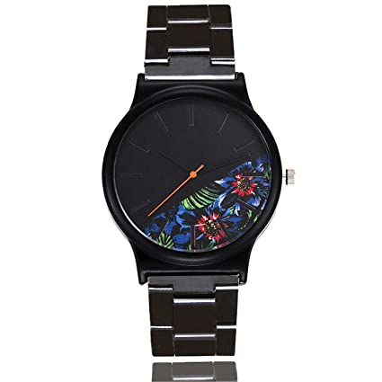 liberalism Vintage Women Bracelet Watches Casual Ladies Quartz Stainless Steel Analog Wrist Watch Gift Clock Reloj