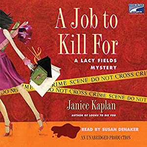 A Job to Kill For Audiobook