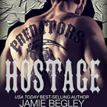 Hostage Audiobook by Jamie Begley Narrated by Liisa Ivary
