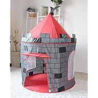 Vpaly-Tente de Jouet et Maison de Jouet pour les enfants (Gris)
