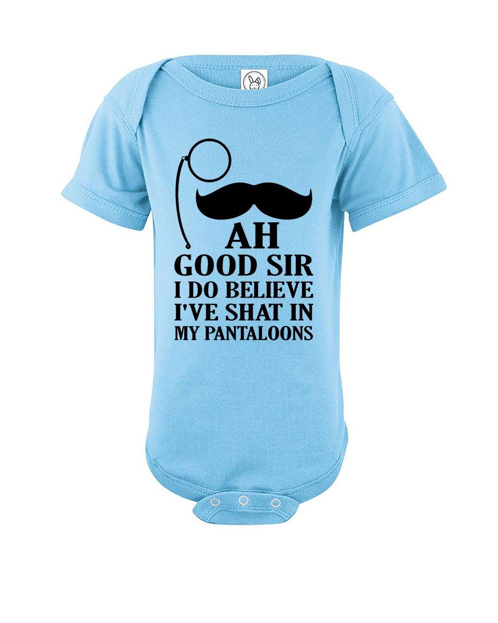 488e71ebe Esti s Baby Fashions Ah Good Sir I Do Believe I ve Shat In My ...