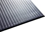 Guardian Air Step  Anti-Fatigue Floor Mat, Vinyl, 27'x32', Black, Reduces fatigue and discomfort, Can be easily cut to fit any space