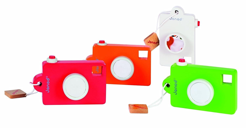 jouet en bois - appareil photo