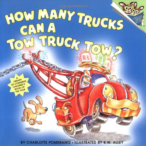 How Many Trucks Can a Tow Truck Tow? (Pictureback(R)) by Random House Books for Young Readers (Image #2)