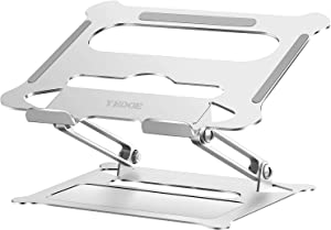Laptop Stand, Adjustable Laptop Holder Computer Stand with Heat-Vent Notebook Stand Compatible with MacBook,Air,Pro,Surface Laptop