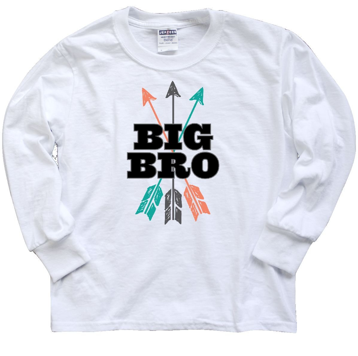 Kids' Clothing, Shoes & Accs Learned Inktastic Big Brother Again With Arrow Youth T-shirt Family Bro Sibling Tee Kids