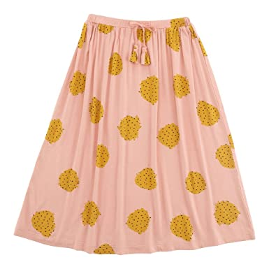 9a8f0c2d05 Soft Gallery Kids Girls Paige Skirt - Midi Skirt - Mellow Hail - 5 Years:  Amazon.co.uk: Clothing