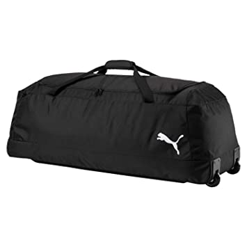 Puma Pro Training II Xlarge Wheel Bag 074888 01 Sports Bag Trolley 110Liter Black